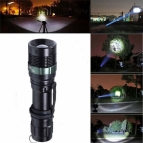 3000 Lumen !!!! LED zaklamp met zoom